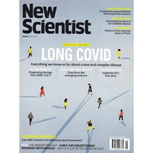 New Scientist Magazine - 26th June 2021