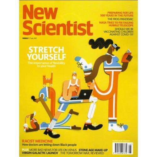 New Scientist Magazine - 17th July 2021