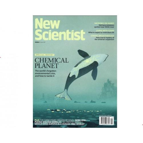 New Scientist Magazine - 24th July 2021