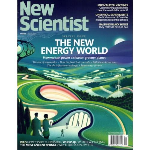 New Scientist Magazine - 7th August 2021