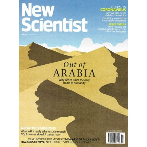 New Scientist Magazine - 21st August 2021
