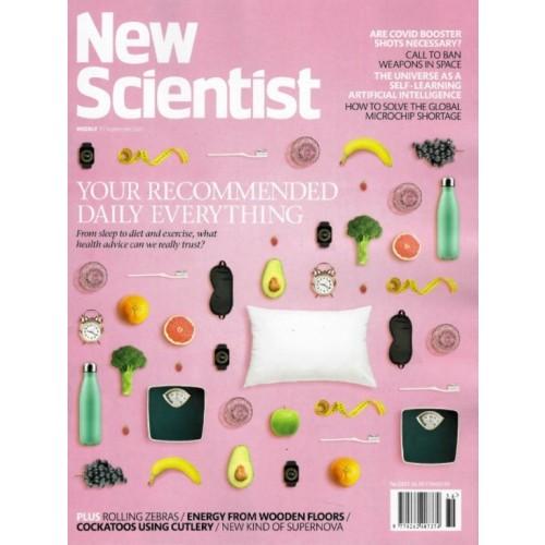 New Scientist Magazine - 11th September 2021