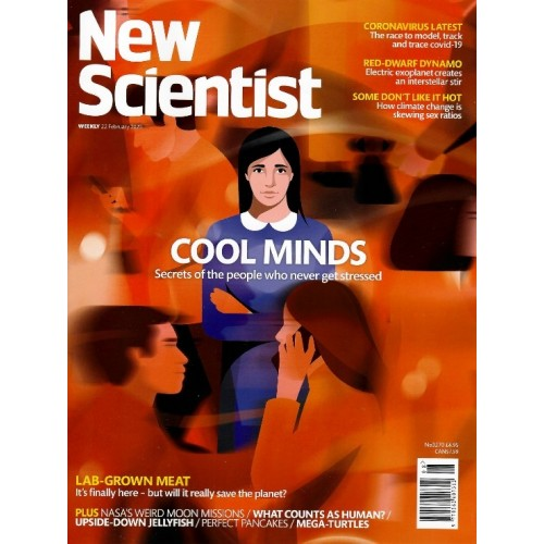 New Scientist Magazine - 22nd February 2020 - 3270