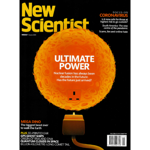 New Scientist Magazine - 13th June 2020
