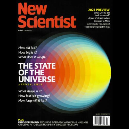New Scientist Magazine - 2nd January 2021