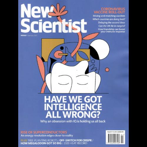 New Scientist Magazine - 16th January 2021