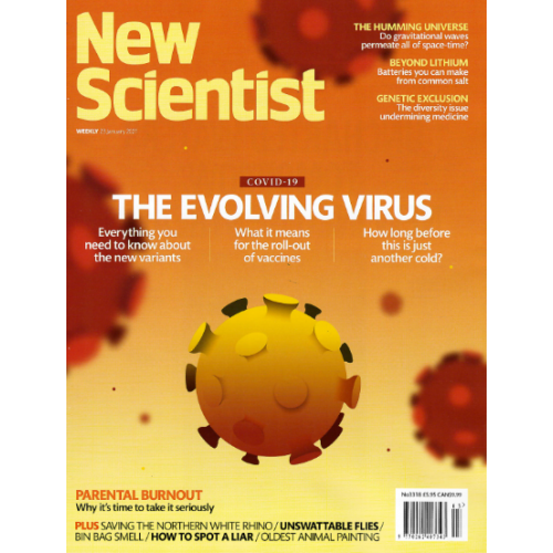 New Scientist Magazine - 23rd January 2021