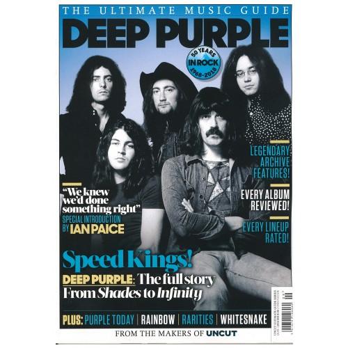 Uncut Ultimate Music Guide Issue 9 DEEP PURPLE - (UCMGDEEPPURPLE)