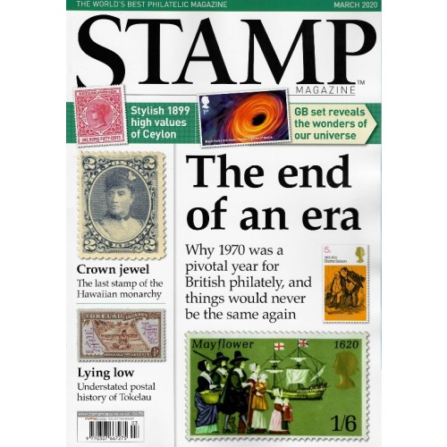 Stamp Magazine - March 2020