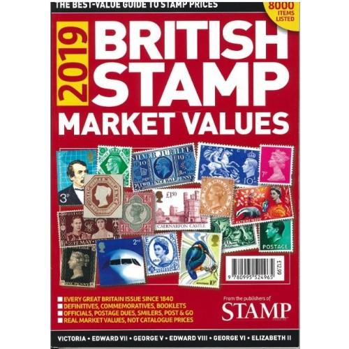 British Stamp Market Values - 2019