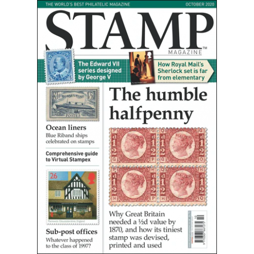 Stamp Magazine - October 2020