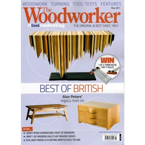 The Woodworker - May 2021