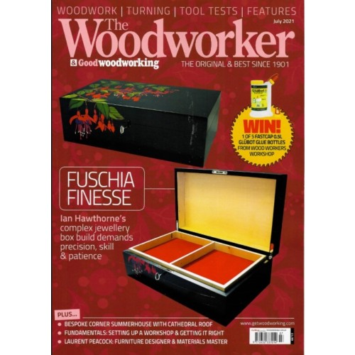 The Woodworker - July 2021