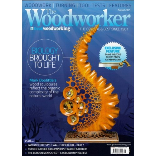 The Woodworker - August 2021