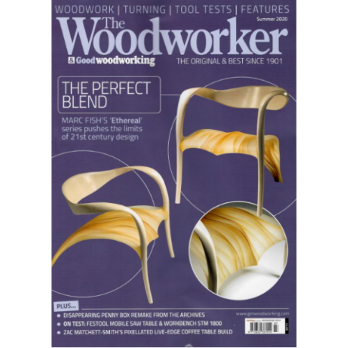 The Woodworker - Summer 2020
