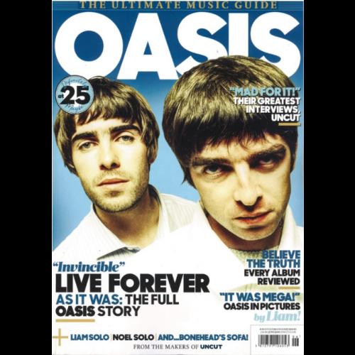 Uncut Ultimate Music Guide Oasis - June 2019
