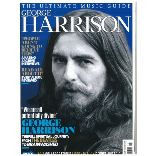 Uncut Ultimate Music Guide Issue 11 George Harrison November 2018