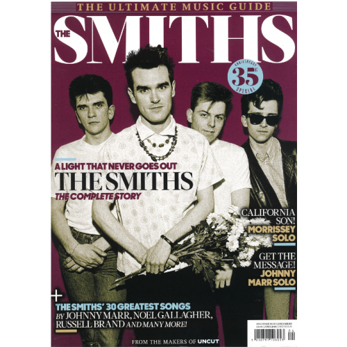 Uncut Ultimate Music Guide The Smiths April 2019