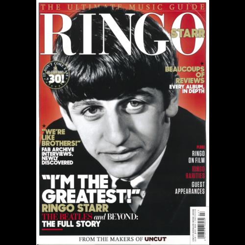 Uncut Ultimate Music Guide Ringo Starr - July 2019