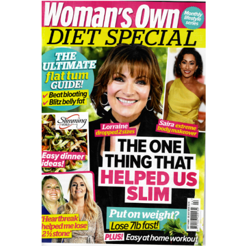 Womans Own Diet Special - 14th May/2nd July 2020