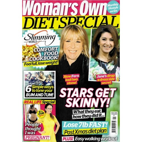 Womans Own Diet Special - 27th December 2019 - 13 February 2020