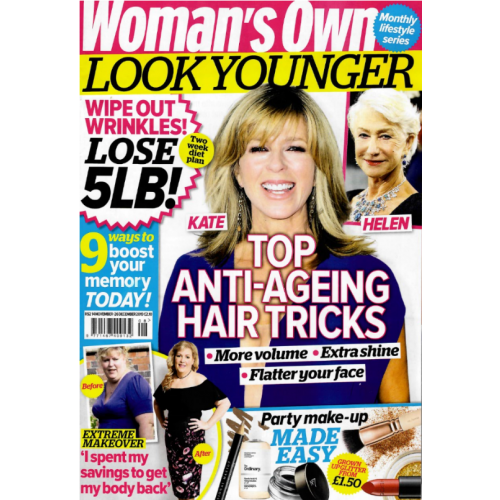 Womans Own Look Younger Nov/Dec 2019