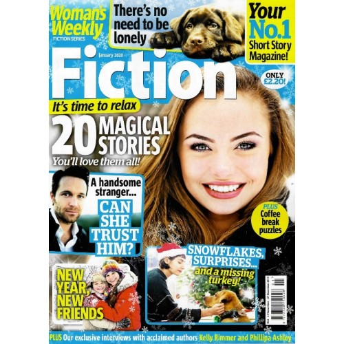 Womans Weekly Fiction January 2020